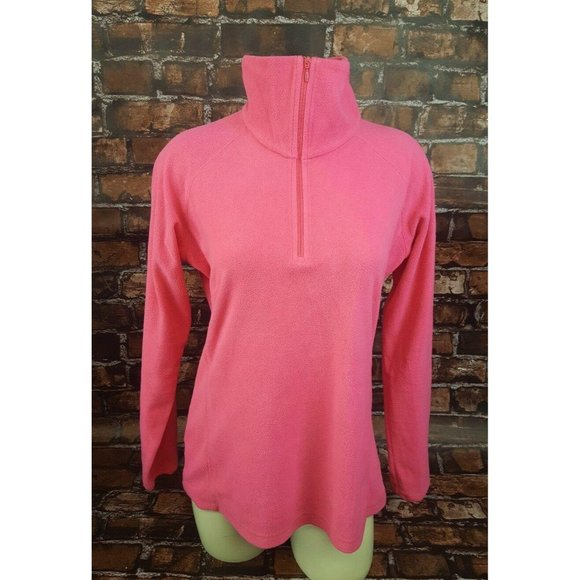 Columbia Fleece Jacket Women Size M Outdoor Hiking